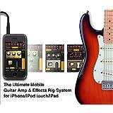 【ノーブランド品】iPhone/iPad/iPod 対応  マルチメディア ギター インターフェイス・コンバータ チューナーオーディオケーブル
