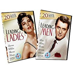 Hollywood Leading Men / Hollywood Leading Ladies Bundle