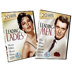 Hollywood Leading Men / Hollywood Leading Ladies Bundle