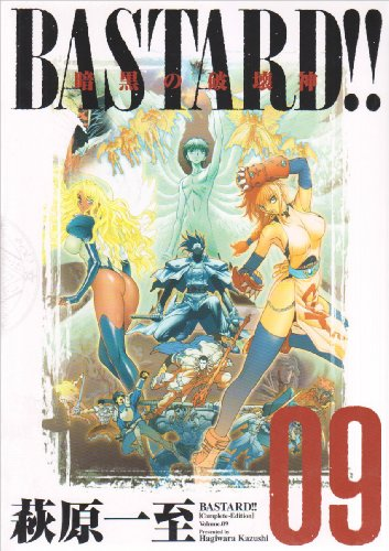 BASTARD!! 完全版 9 (愛蔵版コミックス)