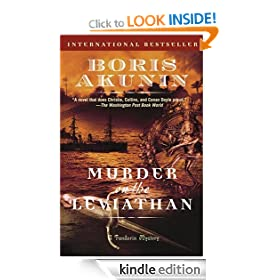 Murder on the Leviathan: A Novel (Erast Fandorin)