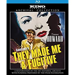 Kino Classics Presents: They Made Me a Fugitive (aka I Became a Criminal) [Blu-ray]