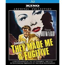 Kino Classics Presents: They Made Me a Fugitive (aka I Became a Criminal) [Blu-ray]