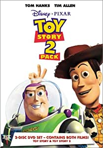 Toy Story/Toy Story 2 (Widescreen/Full Screen) [2 Discs]