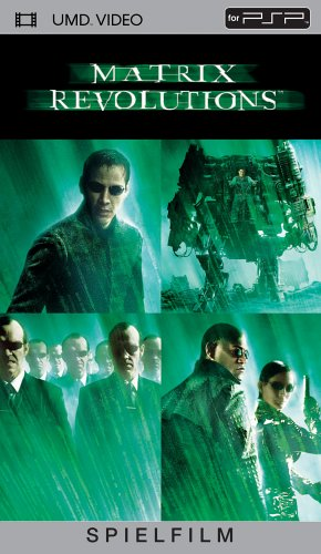 Matrix Revolutions [UMD Universal Media Disc]