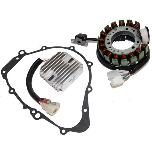 Tips Cheap Price Caltric STATOR & REGULATOR RECTIFIER Fits