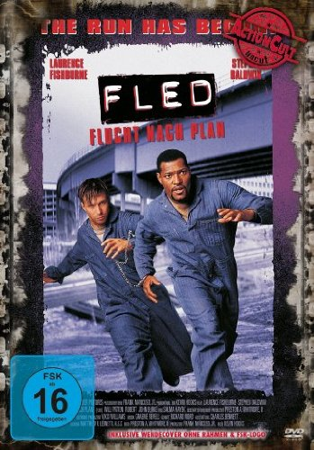 Fled - Flucht nach Plan (Action Cult, Uncut)