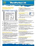 WordPerfect X5 Quick Source Guide