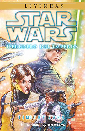 STAR WARS HEREDEROS DEL IMPERIO