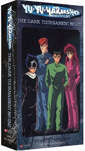Yu Yu Hakusho: Dark Tournament [VHS]