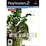 Metal Gear Solid 3 : Snake Eaterpar Konami