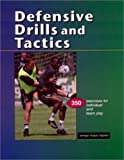 img - for Defensive Drills & Tactics: 350 Exercises for Individual & Team Play book / textbook / text book