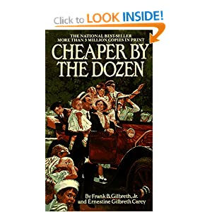 Cheaper By The Dozen (1950) - DVD