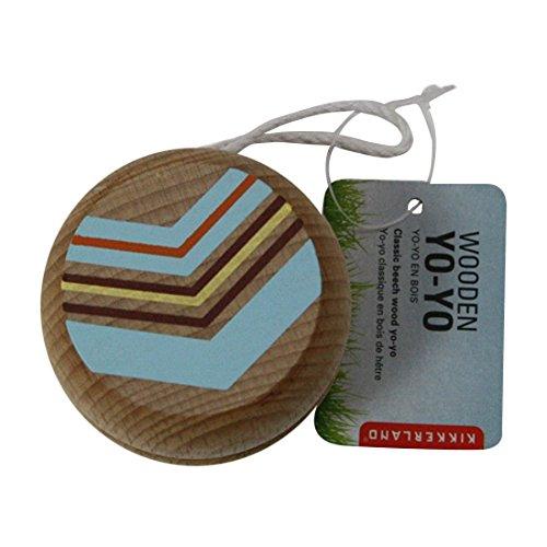 Kikkerland madera Yoyo