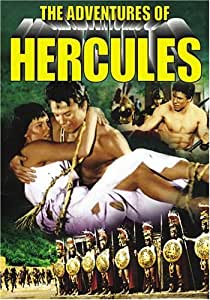 Adventures of Hercules [DVD] [1961] [Region 1] [US Import] [NTSC]
