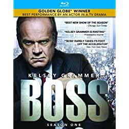 Boss: Season One [Blu-ray]