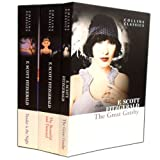 Image of F. Scott Fitzgerald Collection: 3 Book Set The Great Gatsby, The Beautiful and Damned and Tender is the Night (Collins Classics)