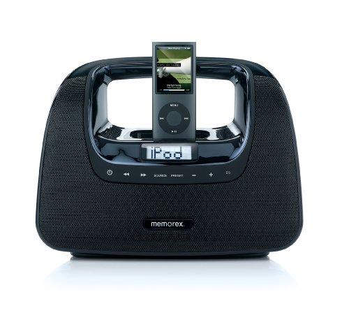 memorex-minimove-mix3-altavoces-35-mm-apple-30-pin-ipod-lcd-negro-aa