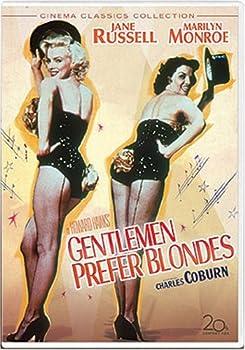 """Cover of """"Gentlemen Prefer Blondes"""""""