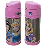 Thermos Funtainer Princess Bottle, 12 oz