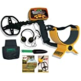 Garrett Ace 350 Metal Detector Coin Hunter Package W/Free Headphones & DVD