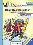 Leserabe mit Mildenberger Silbenmethode: Das Fehlerteufelchen