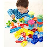 Early Learning Centre - Soft Stuff Bumper Tool and Dough Set