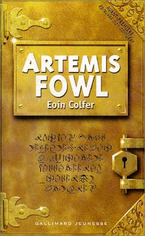 Artemis Fowl (1) : Artemis Fowl