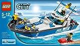 LEGO City 7287: Police Boat