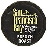 San Francisco Bay Coffee OneCup for Keurig K-Cup Brewers, French Roast