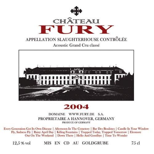 Fury in the Slaughterhouse - Acoustic Grand Cru Classe - Zortam Music