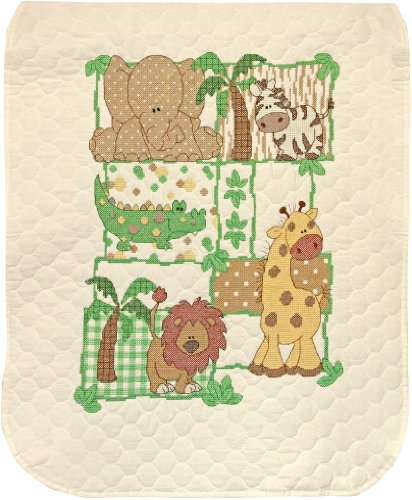 Dimensions 70-73880 Kimba Quilt, Stamped Cross Stitch front-938521