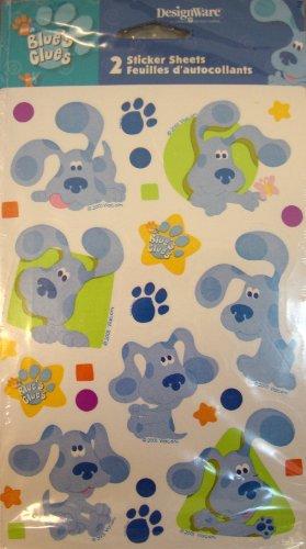 Blue's Clues Sticker Sheets