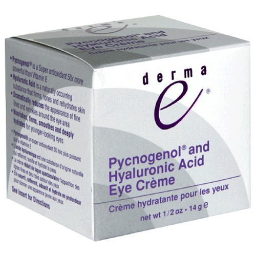 Derma E - Pycnogenol & Hyaluronic Acid Eye Creme,