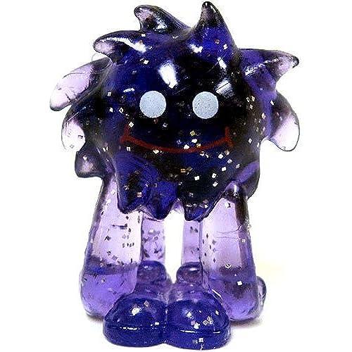 Moshi Monsters Moshlings 1.5 Inch Series 1 Mini Figure Cosmic Flumpy [Sparkly Purple] 장난감 [병행수입품]