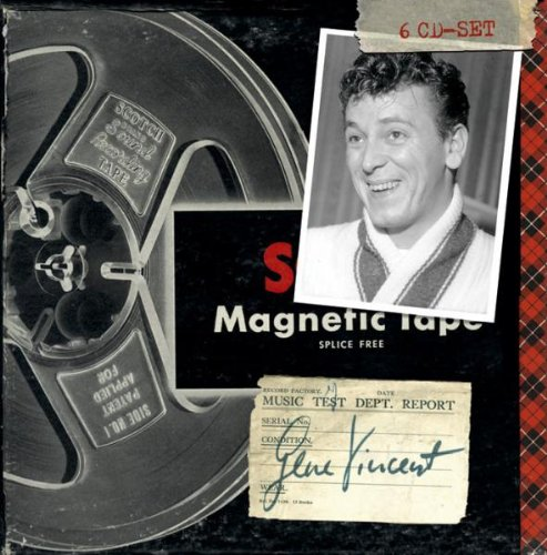 Gene Vincent - The Outtakes - Zortam Music