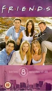 Friends - Series 8 - Episodes 17-20 [VHS]