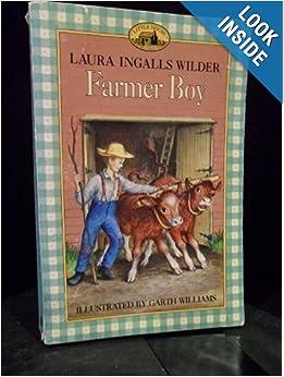 Farmer Boy: Laura Ingalls Wilder, Garth Williams: 9780590488167