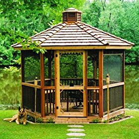 Dutch Harbor Replacement Canopy - The Outdoor Patio Store