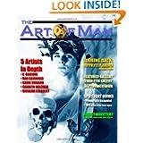 The Art of Man: Fine Art of the Male Form Quarterly Journal, Vol. 1 Firehouse Studio Publications, Grady Harp, E. Gibbons and Richard Stabbert