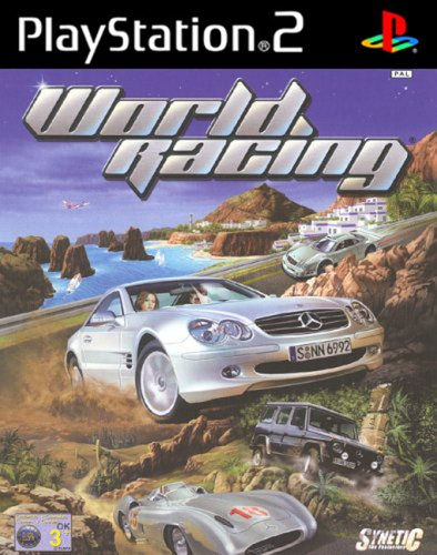 Mercedes-Benz World Racing (PS2). Price: £9.83