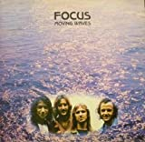 Moving Waves LP (Vinyl Album) UK Blue Horizon 1971