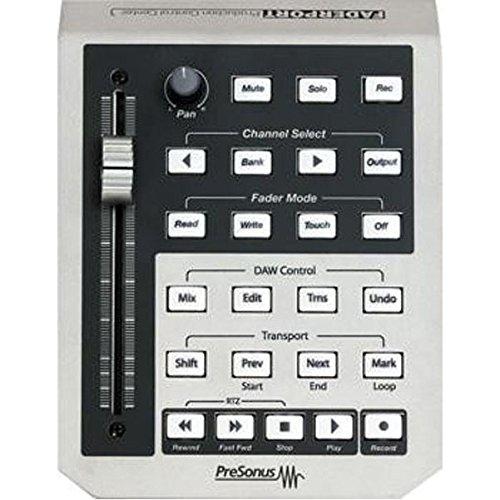 PreSonus FaderPort USB DAW Controller (Motorized Dj Controller compare prices)