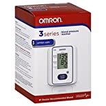 Omron Monitor, Blood Pressure, Automatic, Upper Arm, 1 monitor
