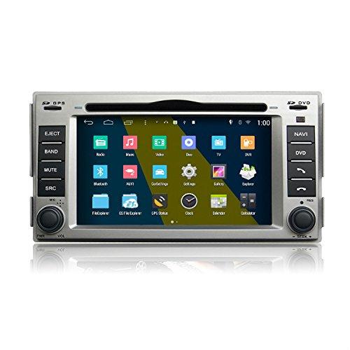 LIKECAR-62-Zoll-S160-Touchscreen-Quad-Core-Android-444-Fr-Hyundai-Santa-Fe-2007-2012-Autoradio-2-din-GPS-Multimedia-System-OBDII-Rckfahrkamera-DVR-3G-Wifi