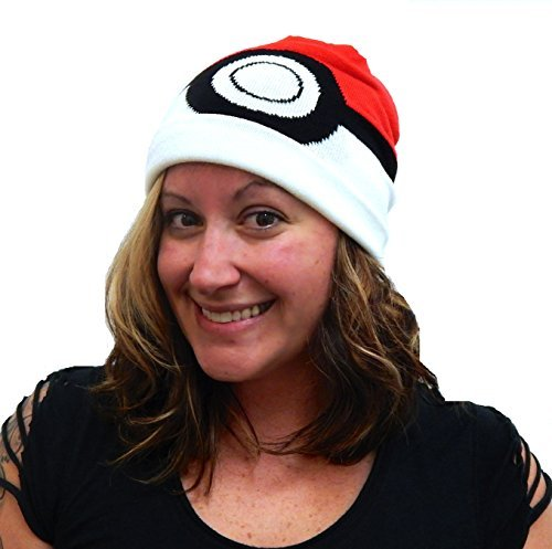 Pokemon Pokeball Poke Ball Hat