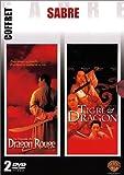 echange, troc Coffret Sabre 2 DVD : La légende du dragon rouge / Tigre & dragon