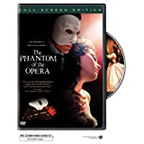The Phantom of the Opera (Full Screen Edition) ~ Gerard Butler