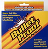 Bulletproof windscreen chip protectant and rain repellent coating - size 2 - 'performs like Rain X on steroids'