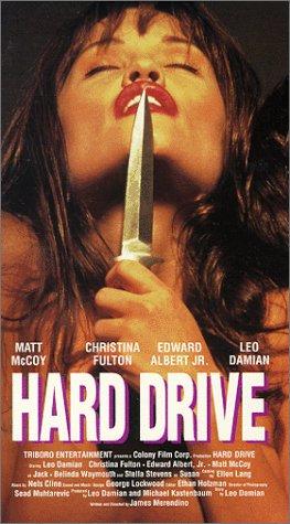 Hard Drive [VHS] [Import]